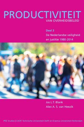 Nederlandse veiligheid en justitie 1980-2014